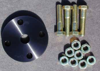 Unbalanced Engineering Camaro And Firebird Rag Joint